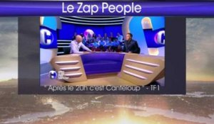 Le Zap People du 8 mai