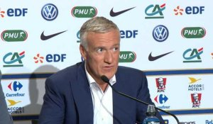 Bleus - Deschamps justifie l'absence de Ben Arfa