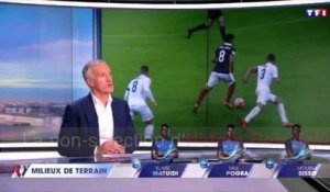 Didier Deschamps justifie la non-sélection d'Hatem Ben Arfa