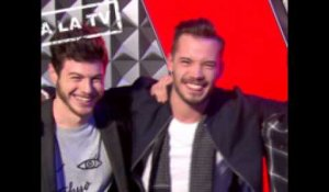 The Voice  : L'explosion de joie d'Arcadian en coulisses !  - TF1