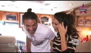 Nabilla : Thomas Vergara violent dans Allô Nabilla ? La production dément
