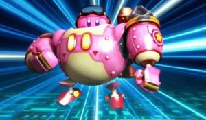 Kirby Planet Robobot - Pub Japon #2