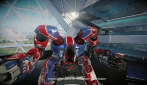 RIGS Mechanized Combat League - Bande-annonce de la campagne