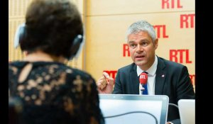 "Laurent Wauquiez : ""On va multiplier des Calais partout en France"""