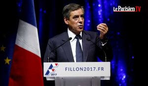 Fillon tacle Sarkozy, Hollande, Macron et la « drauche »