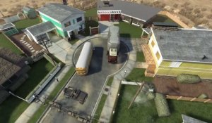 Call of Duty : Black Ops 2 - Trailer Nuketown Zombie