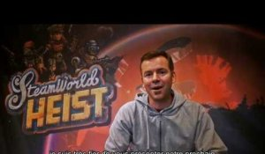 SteamWorld Heist - Bande-annonce Nintendo Direct