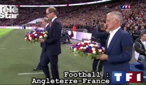 Foot Angleterre-France : l'hommage du Prince William aux victimes des attentats de Paris