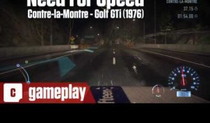Need For Speed - Contre-la-Montre au volant d'une Golf GTi