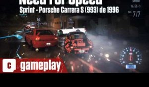 Need For Speed - Sprint au volant d'une Porsche Carrera S
