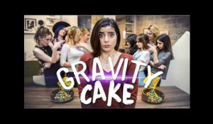 ∞LA TEAM UNICON∞ GRAVITY CAKE CHALLENGE