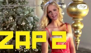 Zap de Noël: mannequins sexy de Victoria's Secret, Snoop Dog vs Santa - Zap n°2