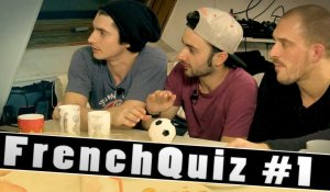 FrenchQuiz #1 - Invité : Julien Josselin