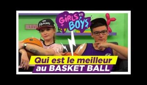 [GIRLS VS BOYS #13] - BASKET-BALL