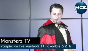 Monsterz TV Vampire