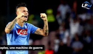 Naples, une machine de guerre