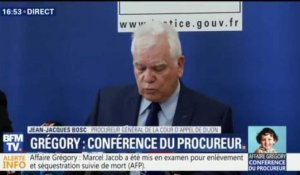Affaire Grégory : le procureur confirme la mise en examen du couple Jacob