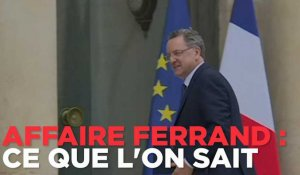 Ce que l'on sait de l'affaire Richard Ferrand