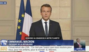 Make our planet great again ! - ZAPPING ACTU DU 02/06/2017