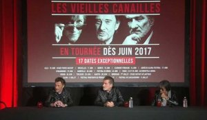 Johnny Hallyday évoque son cancer