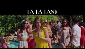 LA LA LAND - Disponible en DVD & BLU-RAY