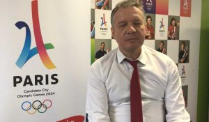 Attribution Paris 2024: Thierry Rey