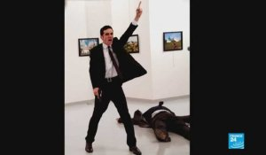 World press photo : Ozbilici récompensé pour avoir immortalisé l''assassinat d''Andreï Karlov
