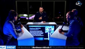 Talk Show du 16/11, partie 5 : Bordeaux ridicule ?