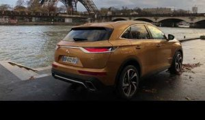 DS7 Crossback, petit tour d'horizon