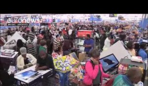 Le Black Friday, jour de record de ventes