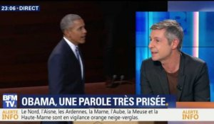 Barack Obama tacle la politique climatique de Donald Trump (2/2)
