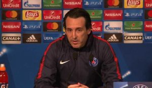 "Groupe B - Emery: ""Areola a le talent individuel"""