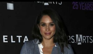 Meghan Markle quitte officiellement 'Suits'