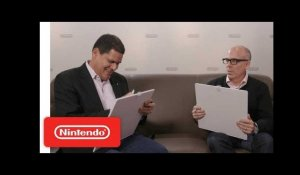 The Nintendo Guessing Game - Featuring Reggie & Doug
