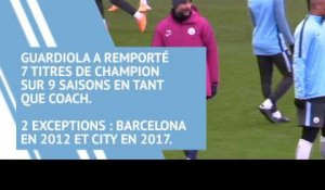 Man. City - Le profil de Pep Guardiola, champion d'Angleterre