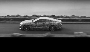 Testing of the new BMW 8 Series Coupe