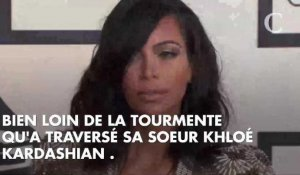 PHOTO. Kim Kardashian prend la pose topless