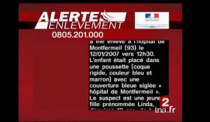 Dispositif alerte enlèvement