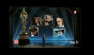 5 oscars pour le film The artist