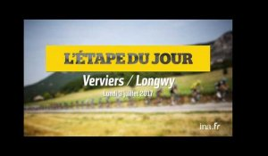 Tour de France. Etape 3 : Verviers-Longwy