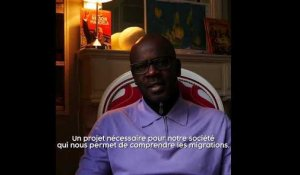 Lilian Thuram s'engage avec Migrations en questions