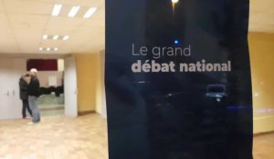 Grand débat national à Hem