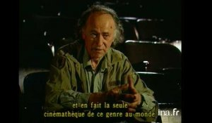 Jonas Mekas : Anthology Film Archives