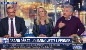Grand débat national: Chantal Jouanno jette l'éponge (2/2)