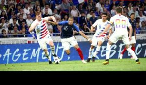 France-USA (1-1) : un match nul qui pose question