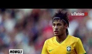 Neymar A Choisi La Coiffure Blond Spaghetti Sur Orange Videos