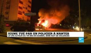 4e nuit de violences à Nantes : nouvelle nuit de tension