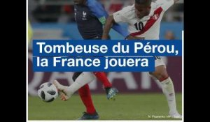 Coupe du monde 2018: Voici comment la France a battu le Pérou