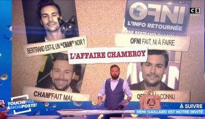 Cyril Hanouna tacle Bertrand Chameroy