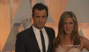 Jennifer Aniston et Justin Theroux ont rompu!